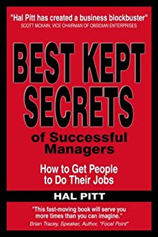 Best Kept Secrets of Successful Managers (English Edition) von [Hal Pitt]