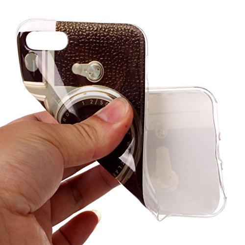 Per iPhone 6 / iPhone 6S Cover , YIGA Console di gioco Cristallo Silicone Morbido TPU Case Shell Caso Protezione Custodia per Apple iPhone 6 / iPhone 6S (4,7 pollici) XS1