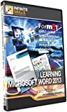 Learning Microsoft Word 2013 - Training DVD