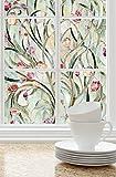 Artscape Fensterfolie, Spanisch Garten, 61x 92cm