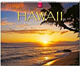 HAWAII - Trauminseln im Ozean - Original Stürtz-Kalender 2017 - Großformat-Kalender 60 x 48 cm - Greg Vaughn