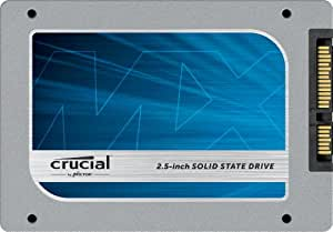 Crucial MX100 256GB SATA 2.5-inch 7-mm SSD Includes 9.5-mm Spacer - CT256MX100SSD1