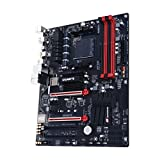 Gigabyte GA-970-Gaming Mainboard (AMD 970, S AM3/AM3+, DDR3, 6Gbps, M.2, Crossfire, Killer LAN, USB 3.1 A Plus C, ATX, SATA3)