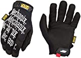 Mechanix Wear Handschuhe The Original (M, Schwarz) (Balck w White Logo)