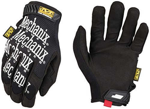 Mechanix Wear Handschuhe The Original (L, Schwarz)