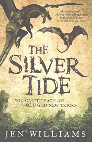 [The Silver Tide] (By (author) Jen Williams) [published: February, 2016]