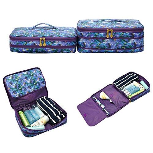 Make-up Taschen & Etuis Herren-Henkeltaschen Damen BZW. Mädchen Make-up-Tasche, Kulturbeutel, Wasch-, Kosmetiktasche für zum Beispiel Make-up Pinsel, ideal für Reisen geeignet