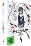 Selector Spread Wixoss - DVD Box Vol. 1 (2 DVDs) + Sammelschuber