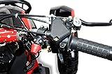 Miniquad Kinder Cobra ATV  rot / schwarz - 8