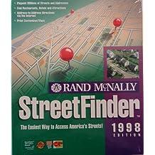 United States Streetfinder 1998 (Rand McNally Streetfinder)