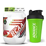 Advance Nutratech BCAA 200gm Amino Source With Free Shaker (WATERMELON)
