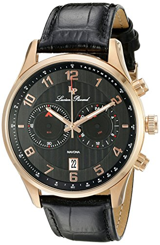 Lucien Piccard Men's Watch LP-11187-RG-01
