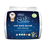 Silentnight Safe Nights 4 Tog Anti-Allergy Cot Bed Duvet
