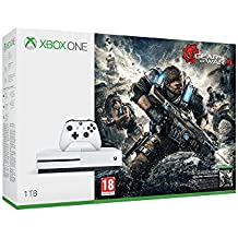 Xbox One -Pack Consola S 1 TB: Pack Gears Of War 4