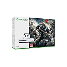 Xbox One - Consola S 1 TB: Pack Gears Of War 4