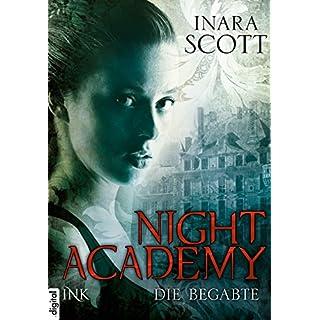 Night Academy - Die Begabte