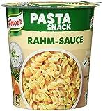 Knorr Snack Bar Pasta Snack Rahm-Sauce 1 Portion (8 x 69 g)