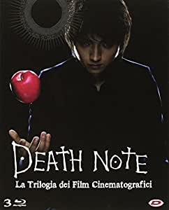 Death Note - La Trilogia Dei Film (3 Blu-Ray)