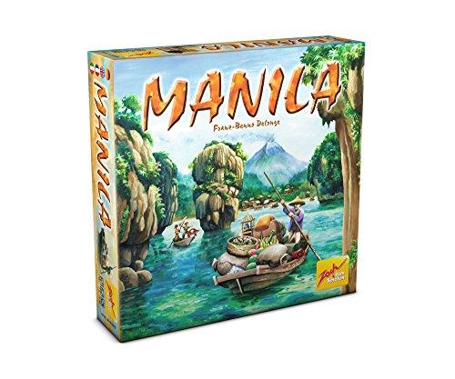 Zoch 601105078 - Manila, Gioco da tavolo