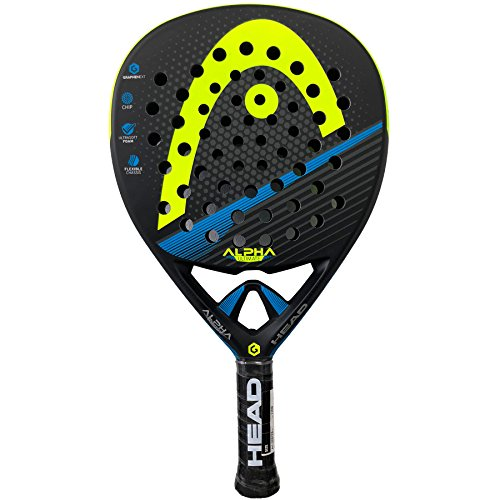 Head Graphene XT Alpha Ultimate Yellow