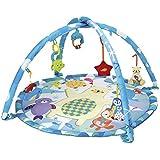 WinFun - Alfombra multicolor de juegos para bebés (Colorbaby 0843-NI )