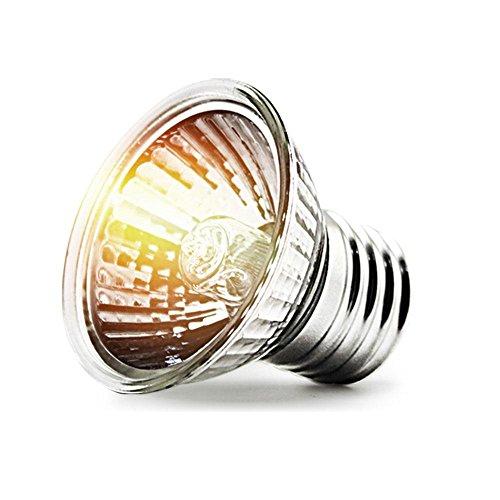 Umiwe UVB-Licht-UVA-Birnen-sich aalende Punkt-Lampe 110V volles Spektrum-Schildkröten-Aquarium-Wasser-Reptil-Eidechsen-Hitze-Beleuchtung (Langwellige Uv-lampe)