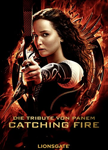 Hunger Catching Fire Games Katniss Kostüm - Die Tribute von Panem: Catching Fire [dt./OV]