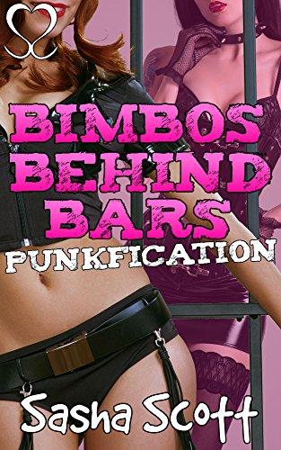 Bimbos Behind Bars: Punkfication (Free Bimbos! Book 3) (English Edition)