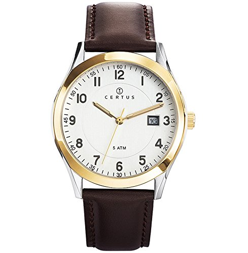 Certus Herren-Armbanduhr 611297
