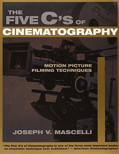 Five C's of Cinematography: Motion Picture Filming Techniques: Motion Pictures Filming Techniques (Picture Books Motion)