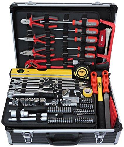 FAMEX 745-59 Universal Werkzeugkoffer 119-/162-tlg.