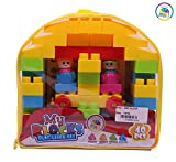 #6: Smiles Creation Educational Game Blocks Play Learn Set of 40 Pcs Toy For Kids