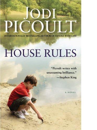 Buchseite und Rezensionen zu 'House Rules: A Novel' von Jodi Picoult