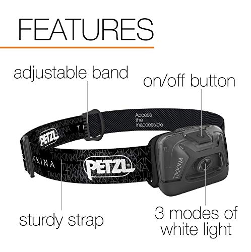 PETZL Tikkina Headlamp 5