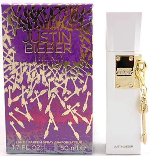 Justin Bieber - The Key Eau De Parfum Spray - 50ml/1.7oz