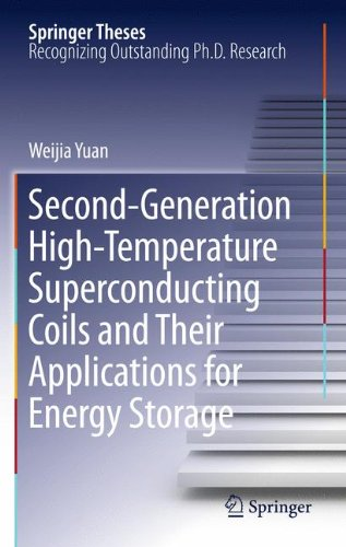 Second-Generation High-Temperature Superconducting Coils and Their Applications for Energy Storage (Springer Theses)