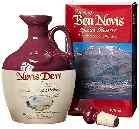 Ben Nevis Special Reserve Ceramic Blended Scotch mit Geschenkverpackung Whisky (1 x 0.7 l)