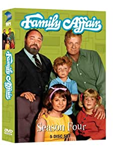 Family Affair: Season 4 [Import USA Zone 1]