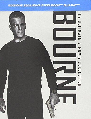 Bourne, edición exclusiva Steelbook, Blu-Ray [Italia] [Blu-ray]
