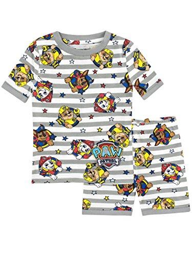 Paw Patrol Pijamas Manga Corta Niños La Patrulla