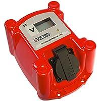 SOLTER - Inverkontrol DI 230 Protector de Voltaje para conectar equipos INVERTER a GENERADORES