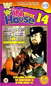 WWF - In Your House 14 [VHS] [1997]