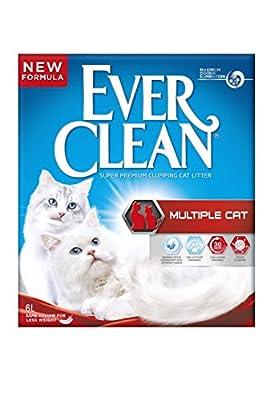 Ever Clean Multiple Cat Litter, 6 Litre