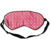 Eye Mask Eyeshade Crown Pattern Sleeping Mask Blindfold Eyepatch Adjustable Head Strap preisvergleich bei billige-tabletten.eu