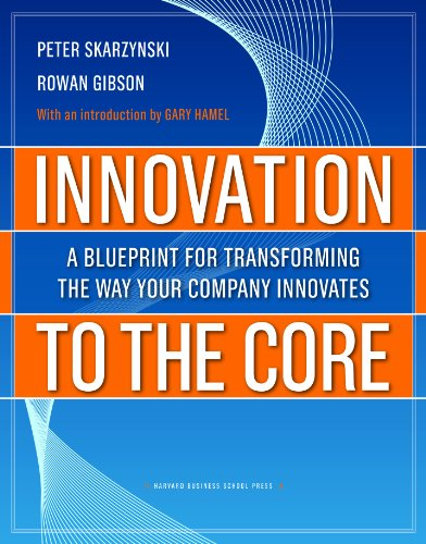 Management de l'innovation - innovation to the core