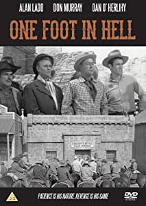 One Foot In Hell [DVD] (1960)