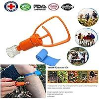 Venom Extractor, Vakuumpumpe für Notfall-Kits Safe Erste-Hilfe-Kit Supplies Sicherheit Venom Protector Snake Bienen... preisvergleich bei billige-tabletten.eu