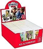 1 Kartenspiel zum Thema Tiere, Autos oder Schwarzer Peter Quartett ASS Spiel Karten Neu - die Auswahl erfolgt zufällig