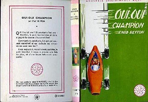 Oui-oui champion PDF Books