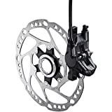 Shimano BR-M615 Deore disc brake calliper, without adapter for front or rear